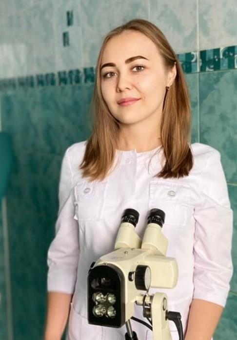 Фаткуллина Алина Радифовна